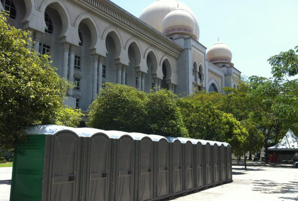 Portable Toilet Rental for Marathon Events in KL, Malaysia