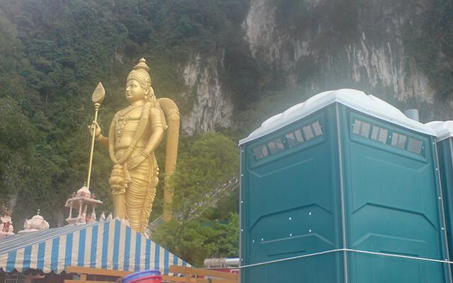 festival-portable-toilet-rental-malaysia-batu-caves